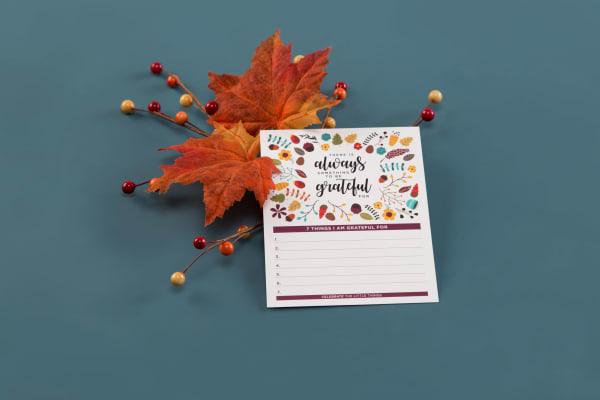 Friendsgiving Grateful For cards