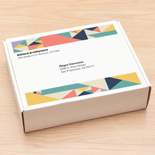 Custom Shipping Labels - Packages, Boxes, EBay Stickers | Avery WePrint™