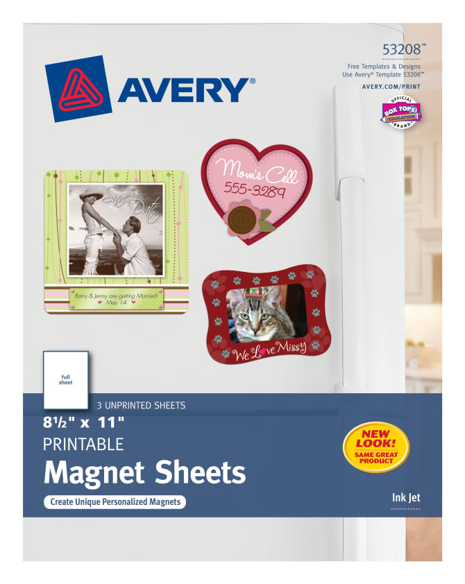 Magnet sheets avery filter by colourmoves