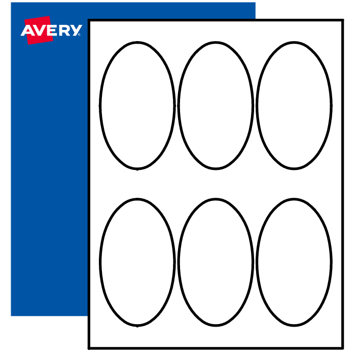 Blank Food & Nutrition Fact Labels | Avery