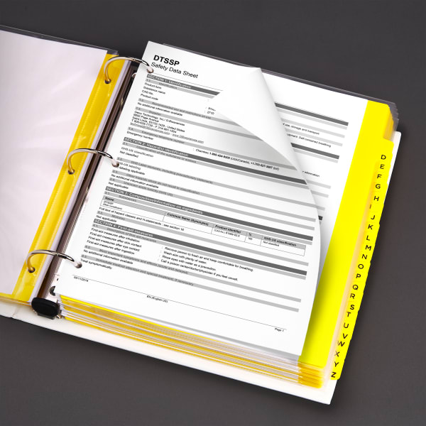 Understanding Safety Data Sheets: Your Complete Resource