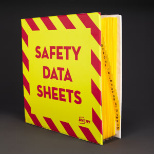 Understanding Safety Data Sheets Your Complete Resource For Inspection Day Preparation Avery Com