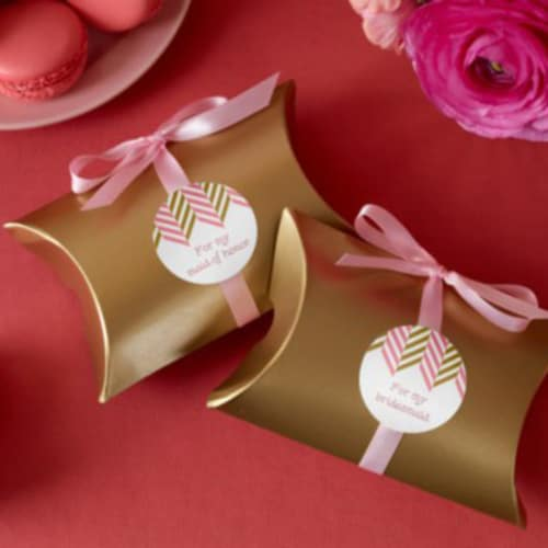 Package Your Party Favors with Personality