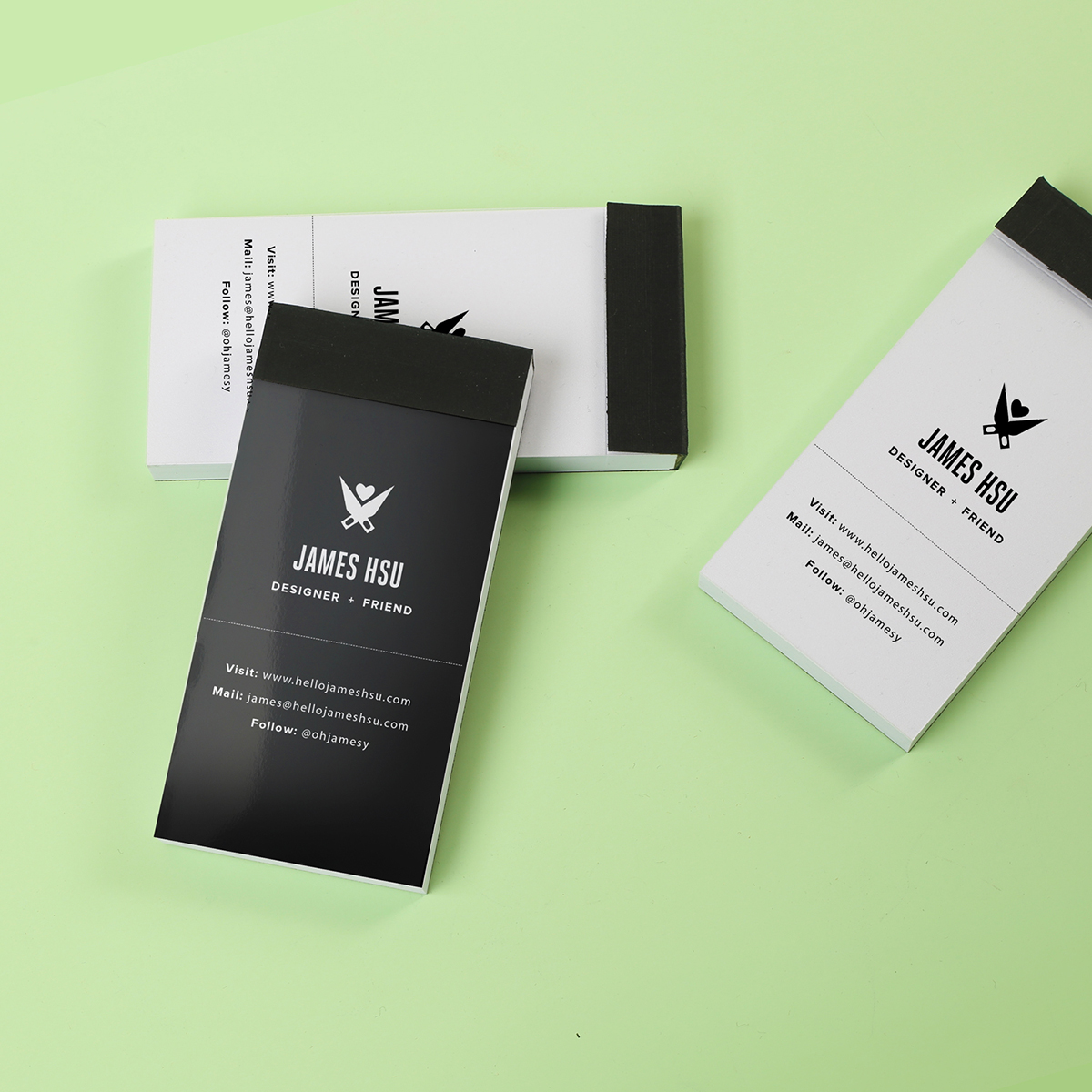 Avery Business Card Books are custom business cards bound in a clear cover keeping them free of bends, creases and dirt.